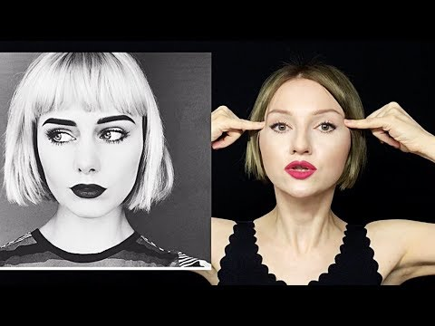 What BANGS Will Suit YOUR FACE?