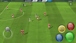 Game Android #1105 Fifa16 Soccer Android Gameplay