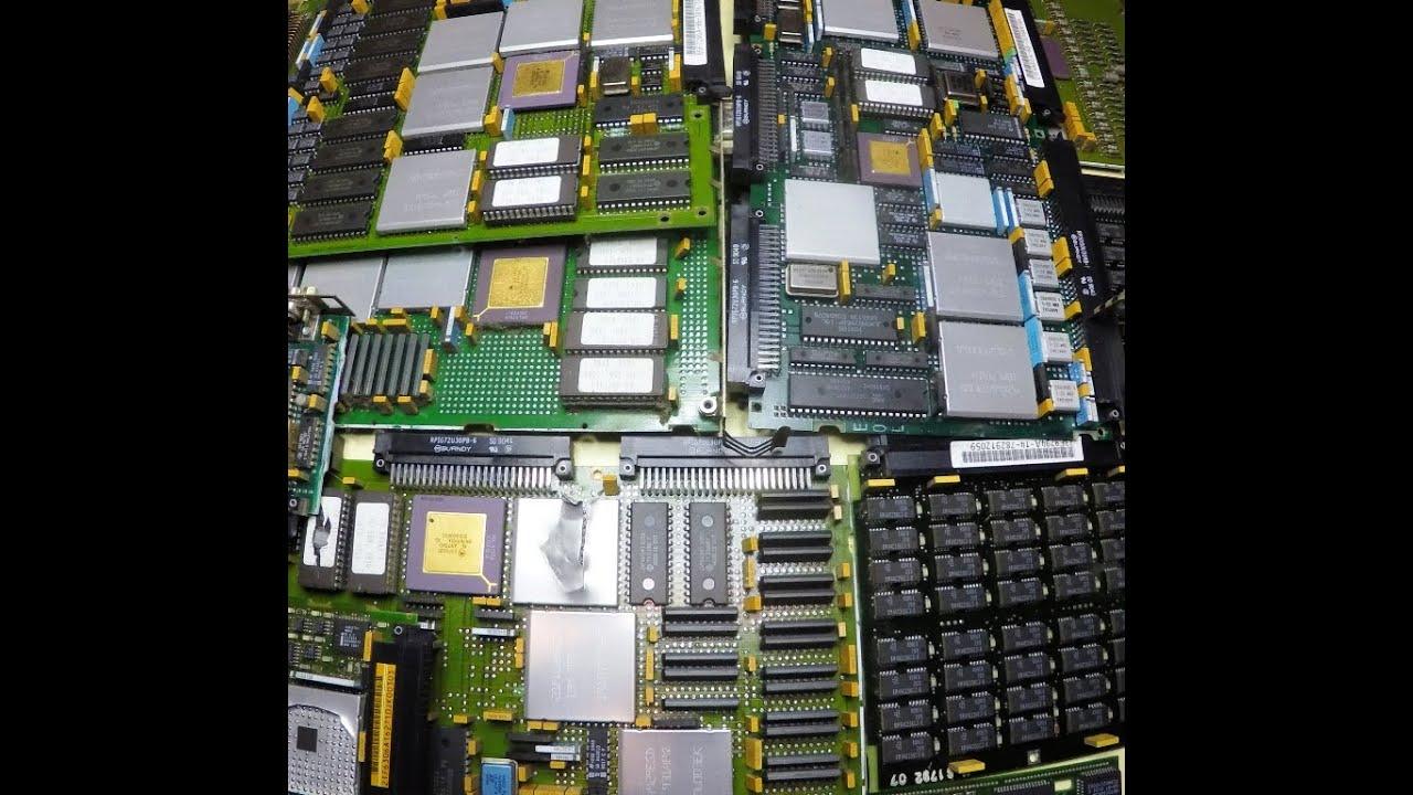 LOT 9 IBM CYRIX VIA  COLD VINTAGE CERAMIC CPU FOR GOLD SCRAP RECOVERY NOS
