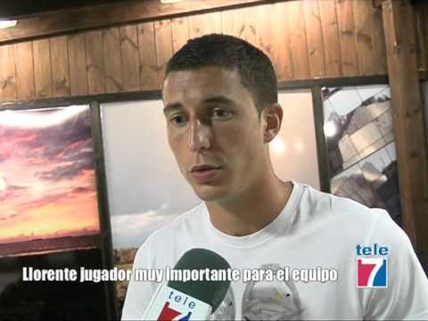 Entrevista con Óscar De Marcos, futbolista del Athletic Club. 11-09-12