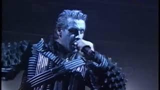 Rammstein - live in Düsseldorf (Full concert) 23.10.1997
