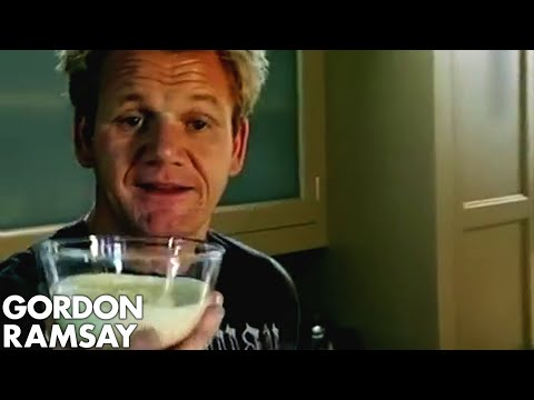 How To Make Mayonnaise - Gordon Ramsay