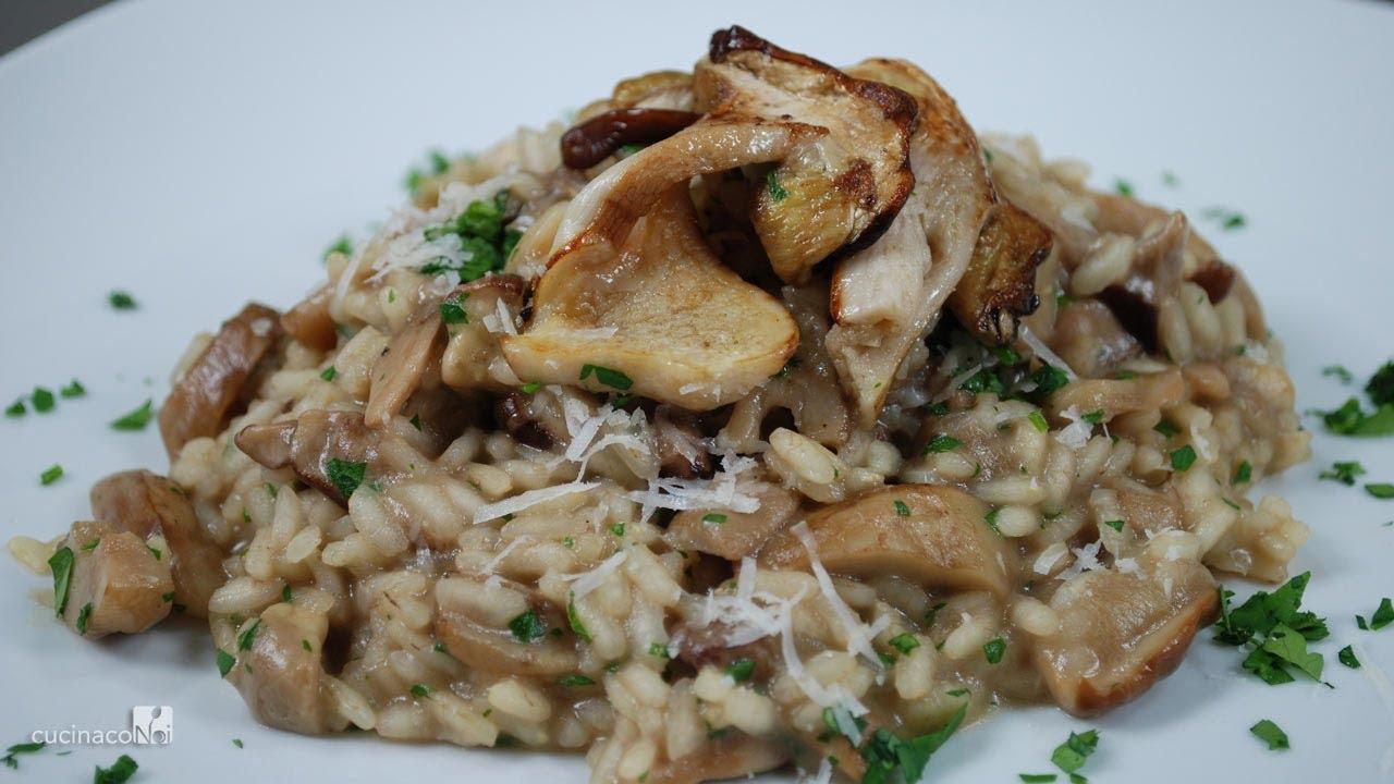 Porcini Mushroom Arancini – hare & tortoise kitchen