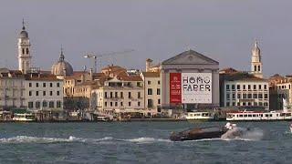 Le plus luxueux de l'artisanat européen présenté par Homo Faber à Venise
