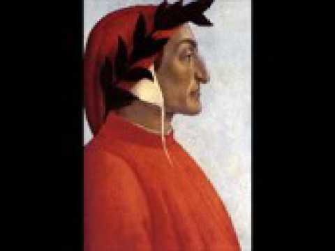 Vittorio Sermonti  Divina Commedia purgatorio canto XXVIII