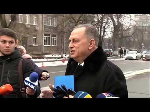34 телеканал: Борис Колесников дает показания в МВД