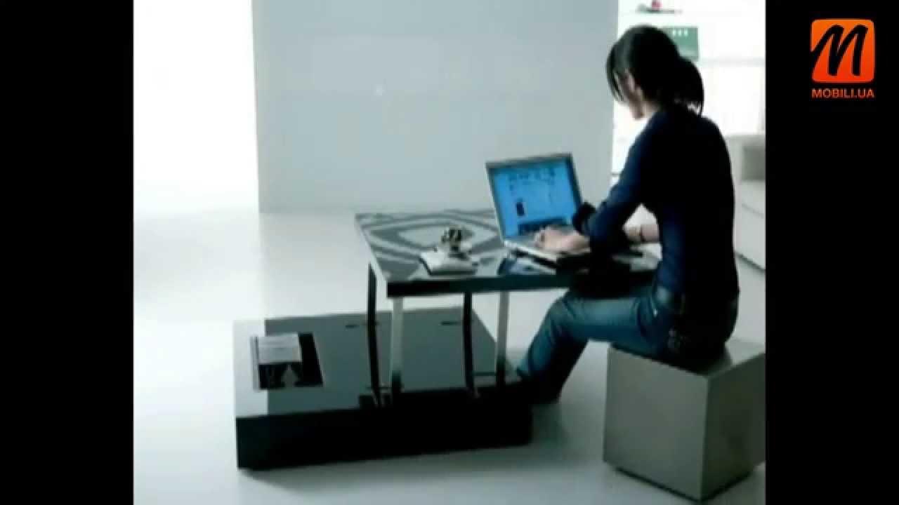 Столики для ноутбука - YouTube