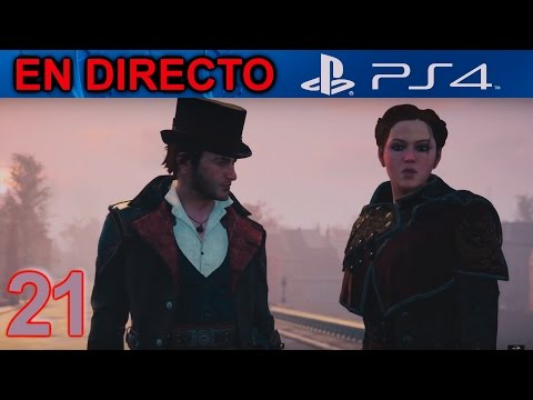 ASSASSIN'S CREED SYNDICATE Parte 21 : QUADRA KILL IS REAL ! | Let's Play en Español PS4 |