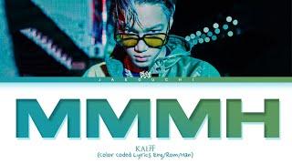 KAI 'Mmmh' Lyrics (카이 음 가사) (Color Coded Lyrics)