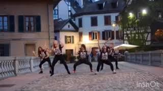 Emeraude HESPERIA show live danse