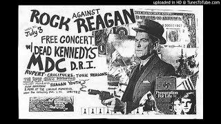 Dead Kennedys - Live @ the Lincoln Memorial, Washington, DC, 'Rock Against Reagan', 7/3/83