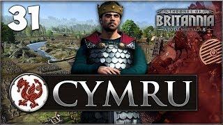 SWEAR YOUR ALLEGIANCE! Total War Saga: Thrones of Britannia - Cymru Campaign #31