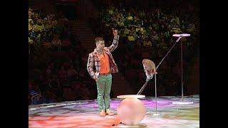 Золотой цирк Никулина представил в Курске «Шоу воды, огня и света»