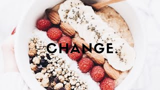 CHANGING MY LIFE - Hello Healthy Lifestyle! / How to Start a Fit Lifestyle / Nika thumbnail