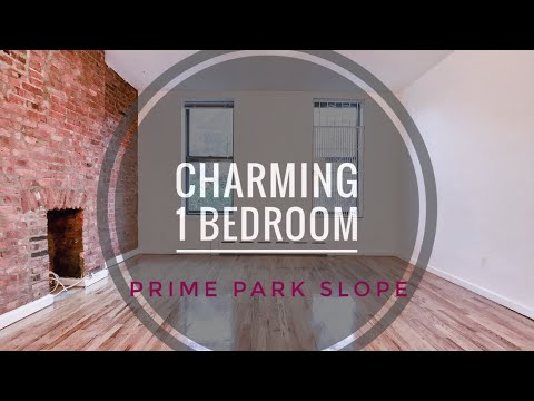 🎈Charming 1 Bedroom Apartment in Prime Park Slope! Video Tour NYC Brooklyn NY near Prospect Park