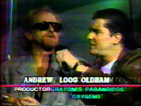 ANDREW OLDHAM & OXYGENO