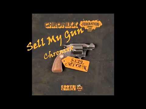 Chronixx - Sell My Gun December 2015