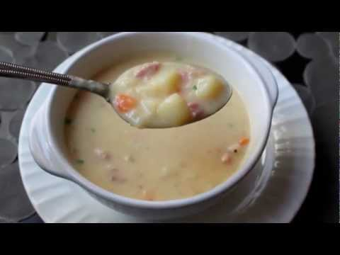 ham-and-potato-soup-recipe---ham-and-potato-chowder
