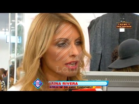 Karina Rivera habló tras separación de Orlando Fundichely