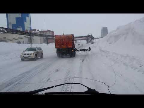 Аварийная ситуация в Норильске.Где полиция в Норильске