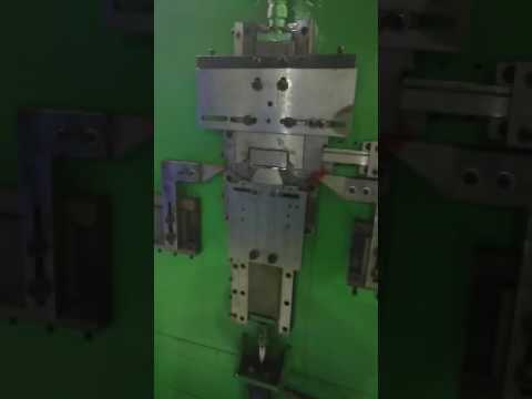 luggage rack wire buckle forming machine