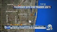Trader Joe's opening in Boca Raton