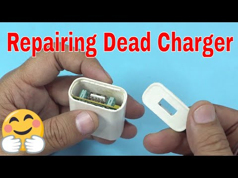 Repairing Totally Dead Mobile Phone Charger thumbnail