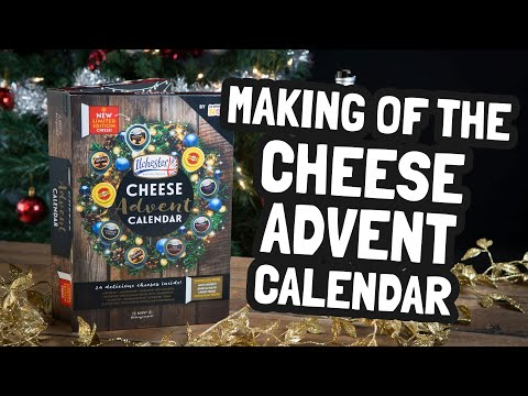 Cheese Advent Calendar 2018 is back!