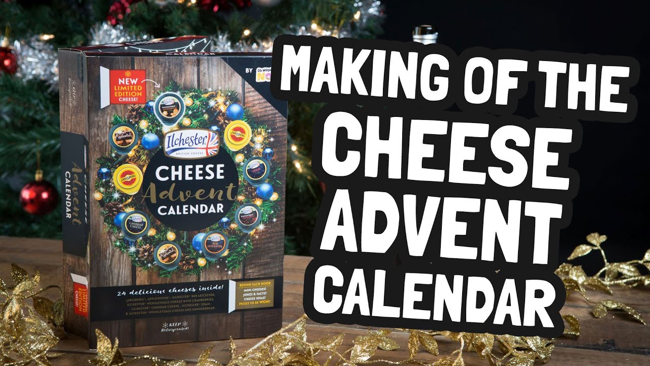 Cheese Advent Calendar 2020 Target Selling $20 Cheese Advent Calendar for the Holidays in