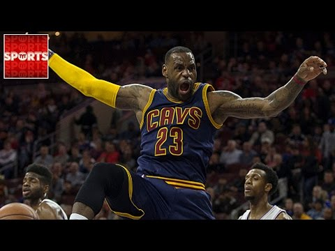 LEBRON Re-Signs With CAVS [Handball Coach Says LeBron Can Be Best Ever in 6 Months]