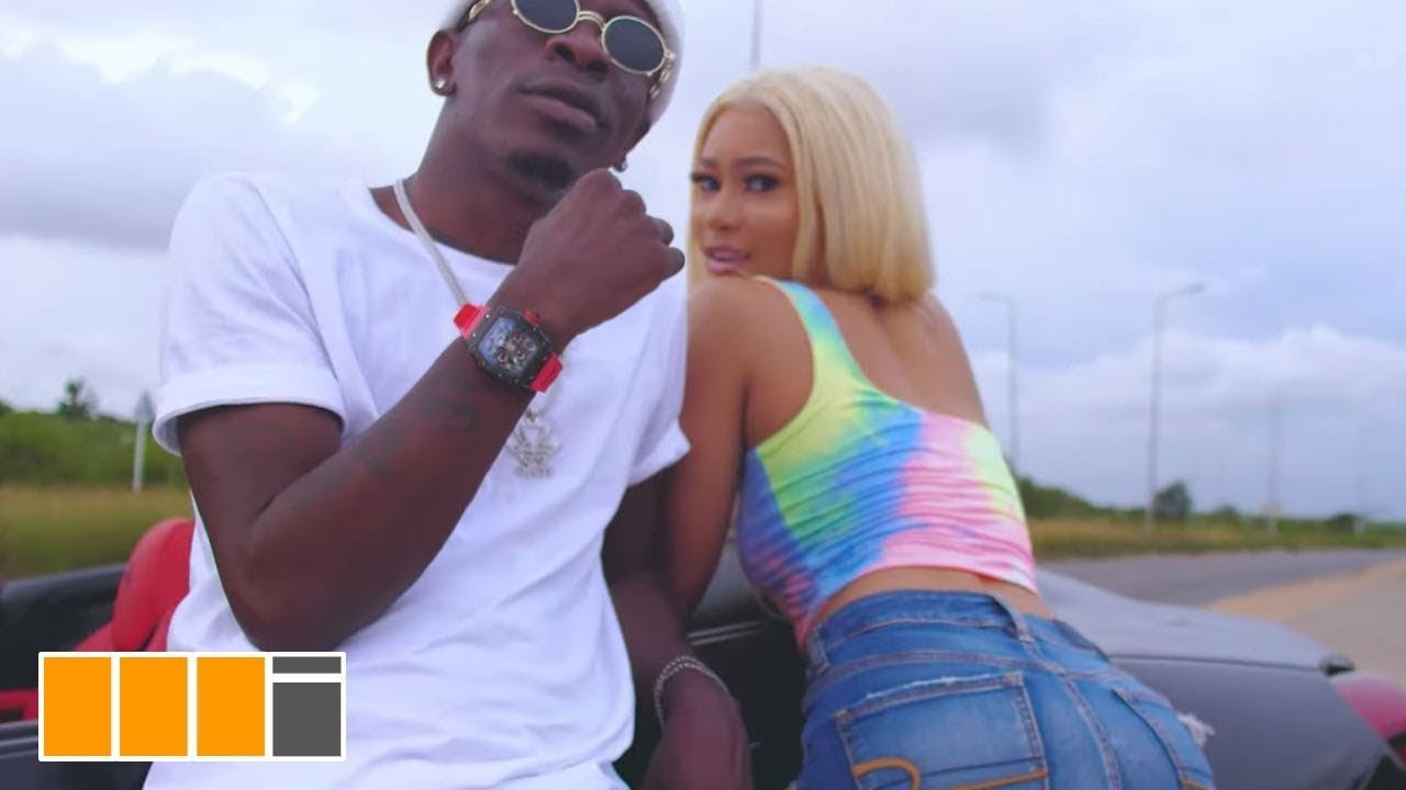 Download Shatta Wale - Time No Dey (Official Video)