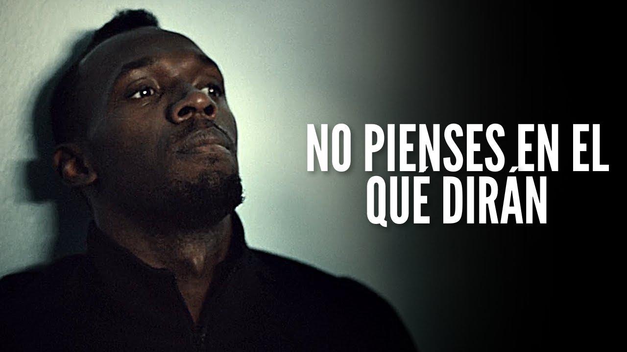 NO PIENSES EN EL QUÉ DIRÁN - Video de Motivación Personal | #shorts
