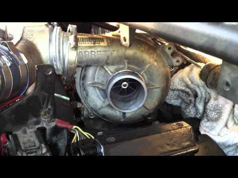 7 3l Powerstroke Engine Diagram 7 3 Powerstroke Turbo Wheel Upgrade Youtube