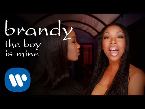Brandy & Monica - The Boy Is Mine (Official Video)