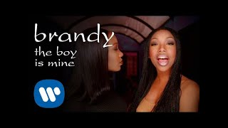 Monica & Brandy — The Boy Is Mine