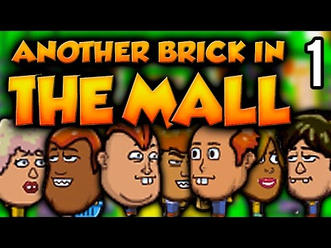 Another Brick in the Mall | Prison Architect Meets Shopping! (Another Brick Gameplay Part 1)