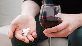 видео Лекарства несовместимые с алкоголем