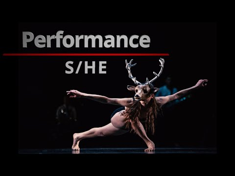 S/HE - contemporary dance performance - MN DANCE COMPANY