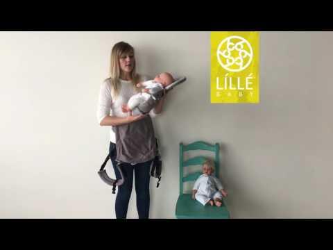 LÍLLÉbaby® Türkiye - Yenidoğan Aparatı Kullanımı (Infant Insert) HD