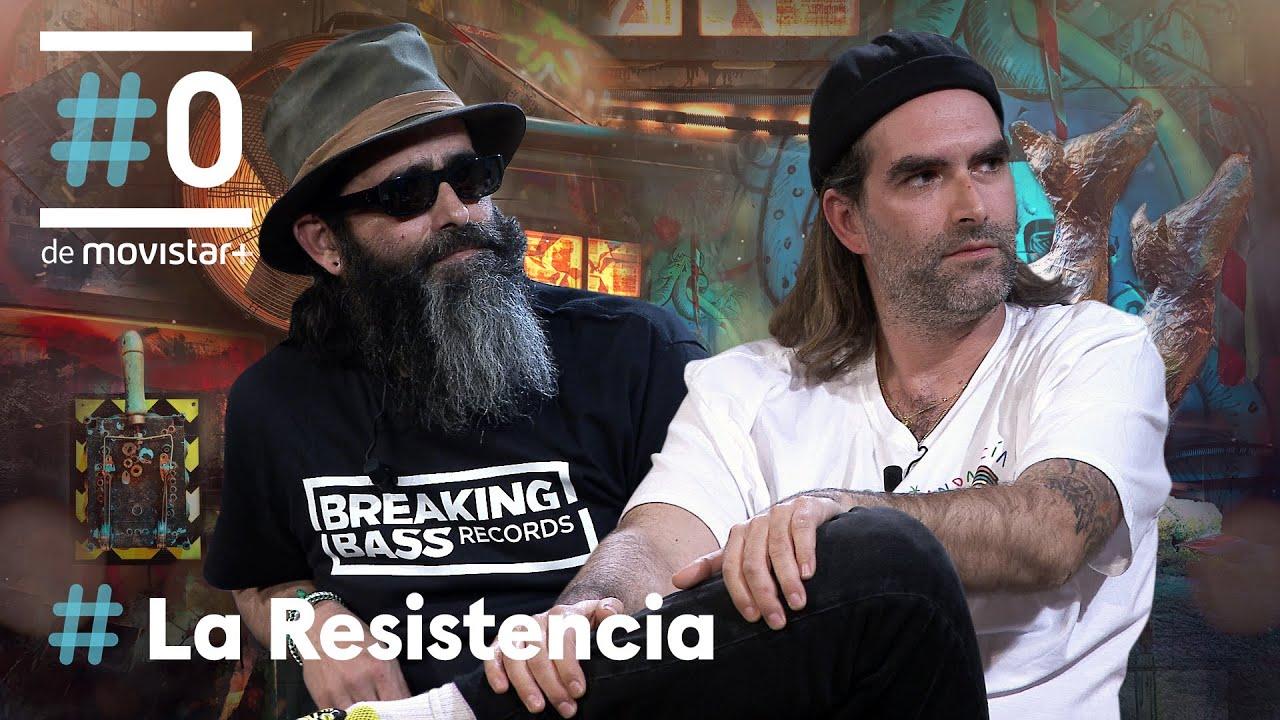 LA RESISTENCIA - Entrevista a Califato 3/4   #LaResistencia 25.02.2021