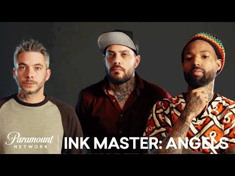 Healed by an Angel in Oklahoma City: Elimination Tattoo Sneak Peek | Ink Master: Angels (Season 2)
