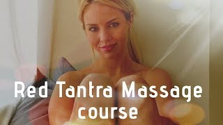 TANTRA MASSAGE COURSE,  Tantric Massage LONDON , Tantra healing, Tantra meditation music, Red