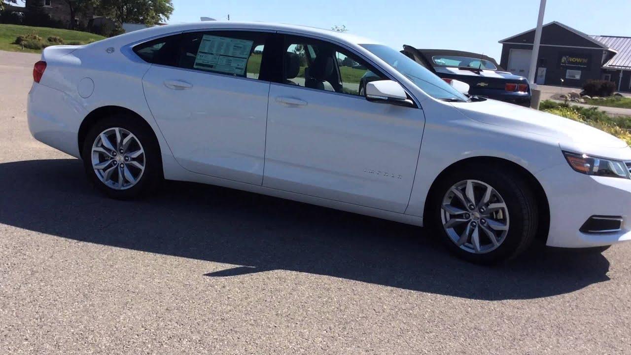 2016 Chevrolet Impala 4dr Sdn Lt W 1lt