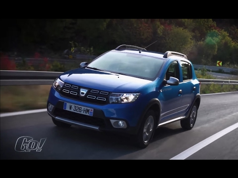 Absoluter Verkaufsschlager | Dacia Sandero Stepway 2017 | der Test