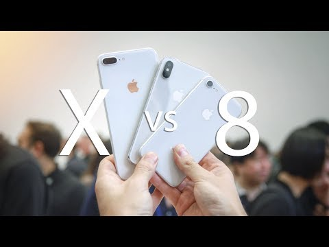 Download Youtube: iPhone X vs iPhone 8 vs 8 Plus - Which Should You Buy?