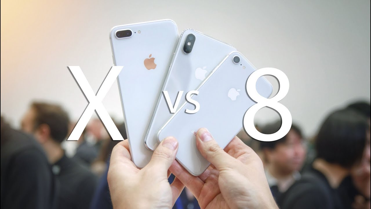 Iphone X Vs Iphone 8 Vs 8 Plus Which Should You Buy Youtube