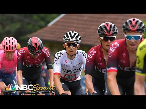 Criterium du Dauphine Stage 7 2019: Stage 7 | EXTENDED HIGHLIGHTS | Cycling on NBC Sports