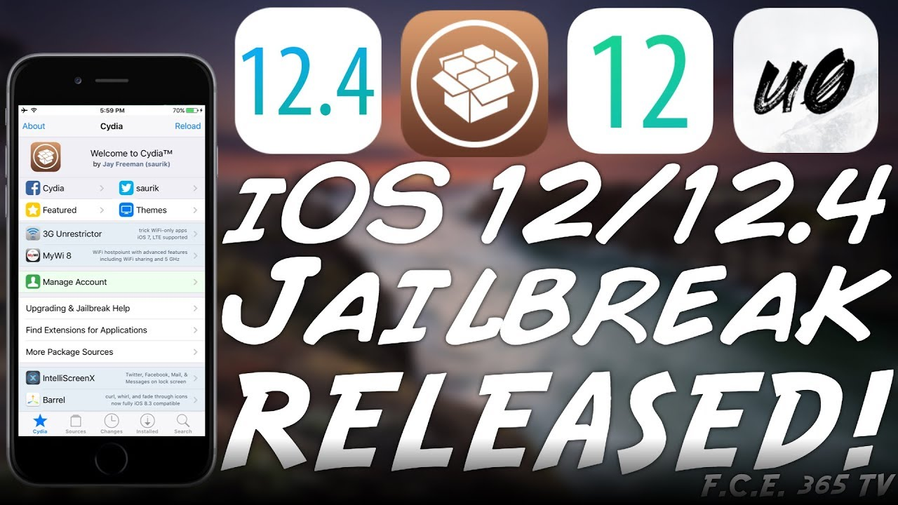 iOS 12 4 jailbreak now available after previously-patched