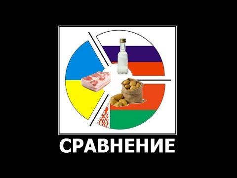 Сравнение Беларуси, Украины