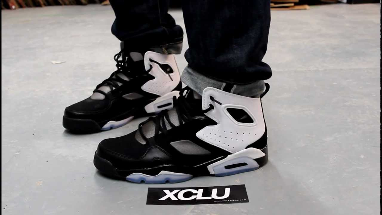718178221f6 Jordan FLTCLB '91- On Feet Edition @ EXCLUCITY - YouTube